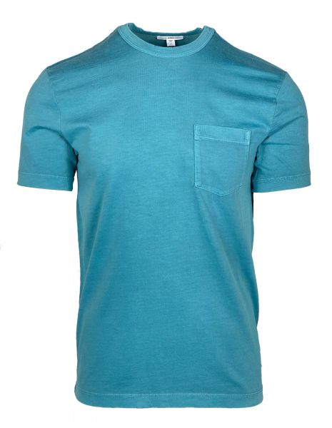 James Perse T-Shirt with Pocket -  Light