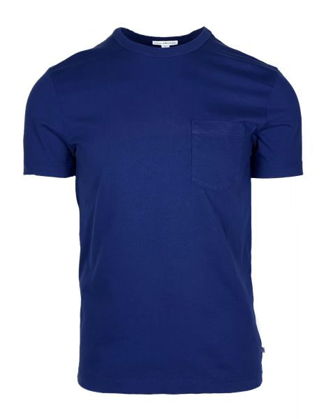 James Perse T-Shirt with Pocket -  Marin
