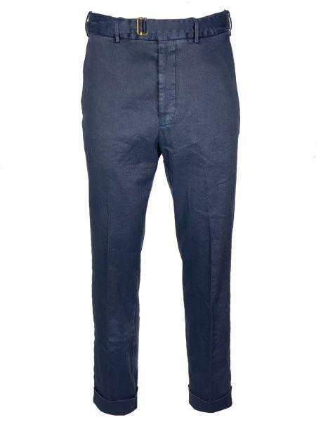 Lardini Pants - Dark Blue