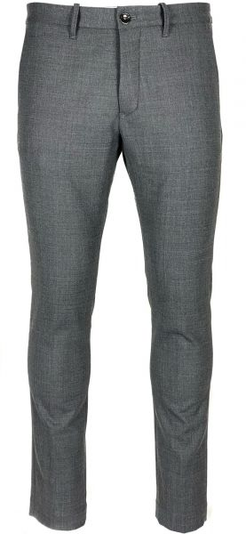 Nine In The Morning Pants - Grey