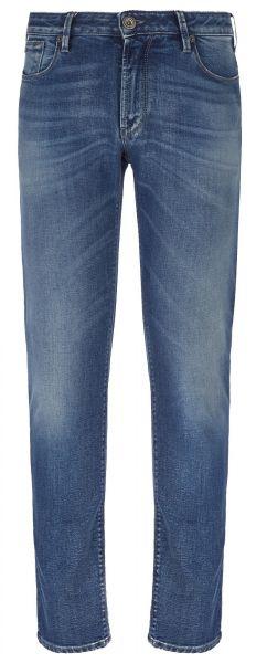 Emporio Armani J06 Jeans- Blue