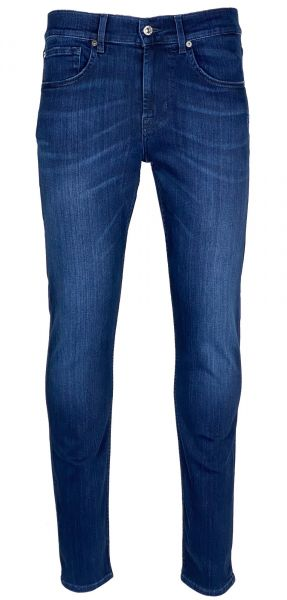 Seven For All Mankind Slimmy Tapered - Dark Blue