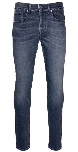 Seven For All Mankind Slimmy Tapered - Dark Grey