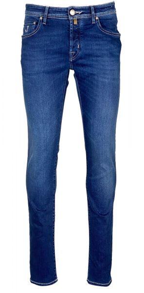 Jacob Cohen J622 Comfort Jeans - Slim Fit - Medium Indigo Aged