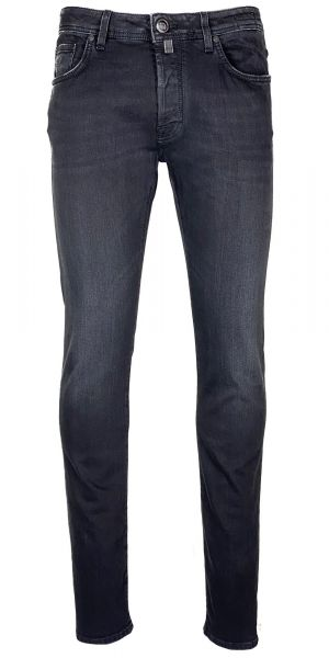 Jacob Cohen J622 Comfort Jeans - Slim Fit - Black