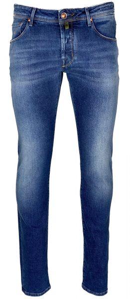 Jacob Cohen J622 Comfort Jeans - Slim Fit - Stone wash Blue