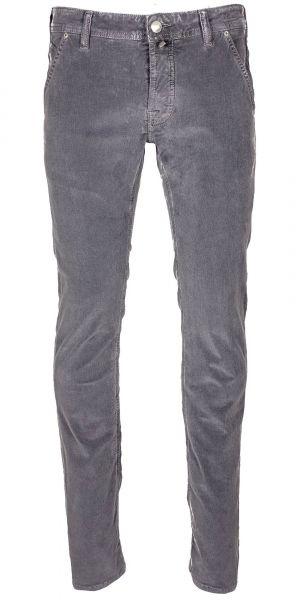 Jacob Cohen J613 COMF Corduroy 5-Pocket - Slim Fit - Grey