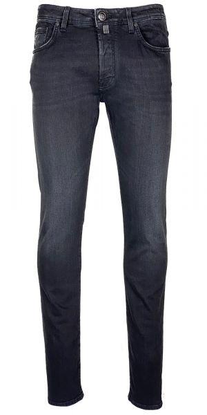 Jacob Cohen J688 Comfort Jeans - Slim Fit - Black