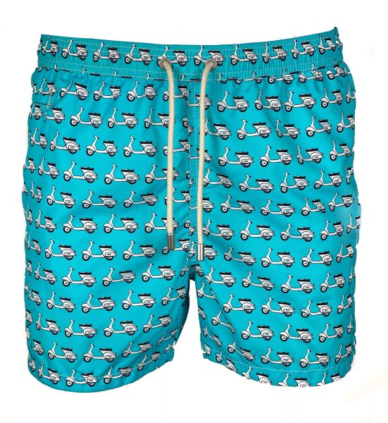 MC2 Saint Barth Swimshort - Mini Vespa