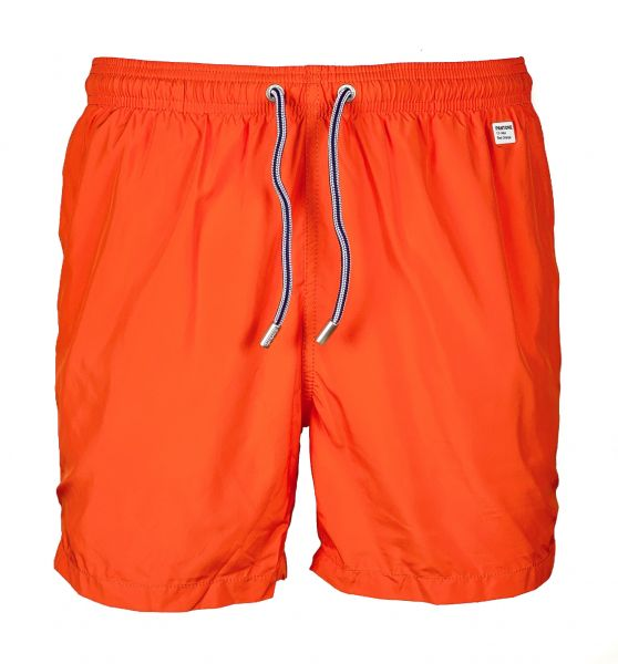MC2 Saint Barth Pantone Swimshort - Orange