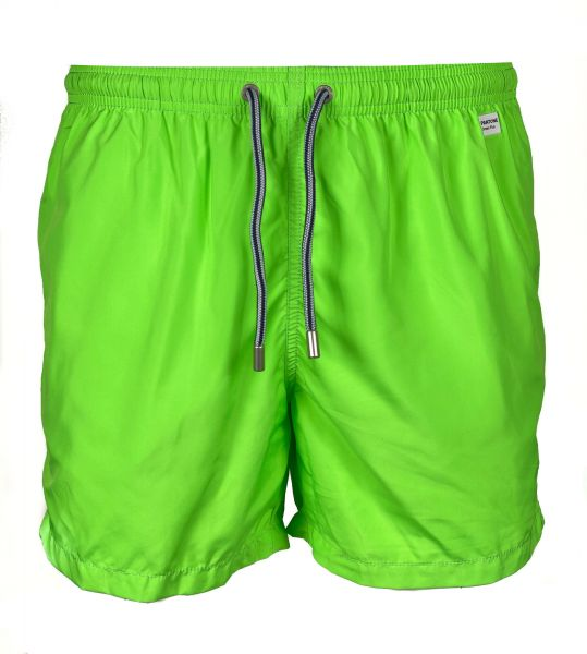 MC2 Saint Barth Pantone Swimshort - Apple Green