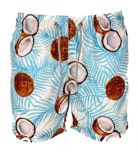 MC2 Saint Barth Swimshort - Coconut