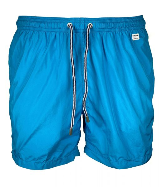 MC2 Saint Barth Pantone Swimshort - Marine Blue