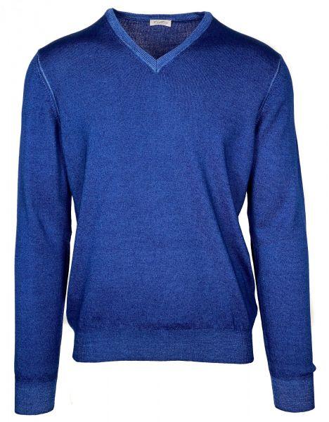 Cellini V-Neck - Blue