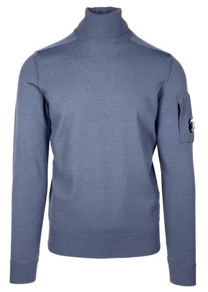 C.P. Company Turtle Neck - Ombre Blue