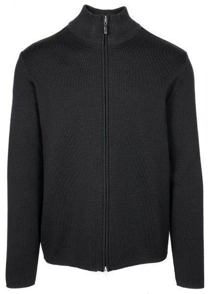 Cellini Knitted Cardigan - Black