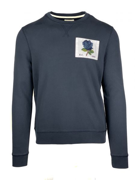 Kent & Curwen Icon Sweater - Dark Blue