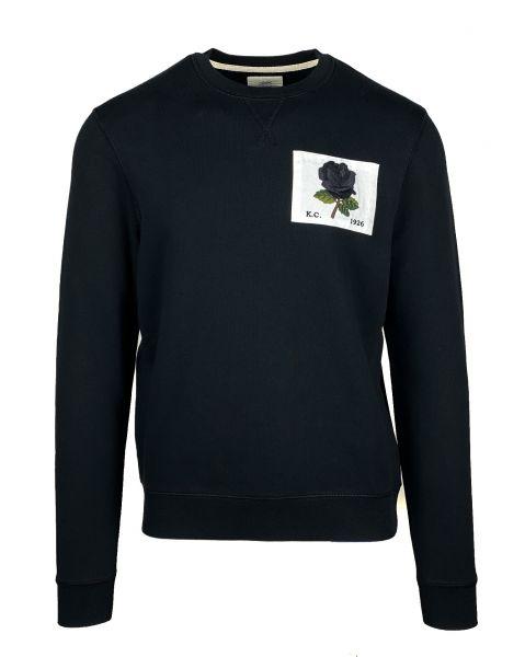 Kent & Curwen Icon Sweater - Black