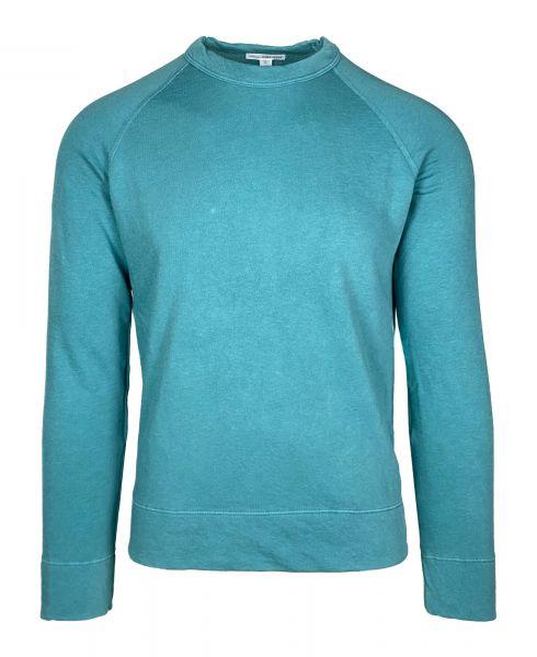 James Perse Raglan Sweatshirt - Light Gr