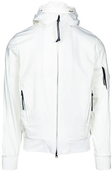C.P. Company Softshell Jacket - Gauze White