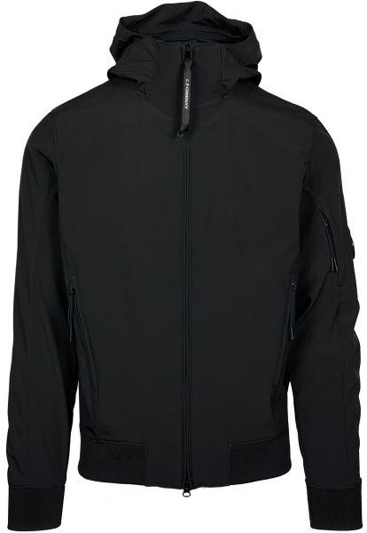 C.P. Company Softshell Jacket - Black