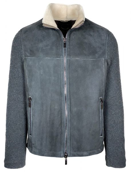 Gimo's Jacket - Dark Grey