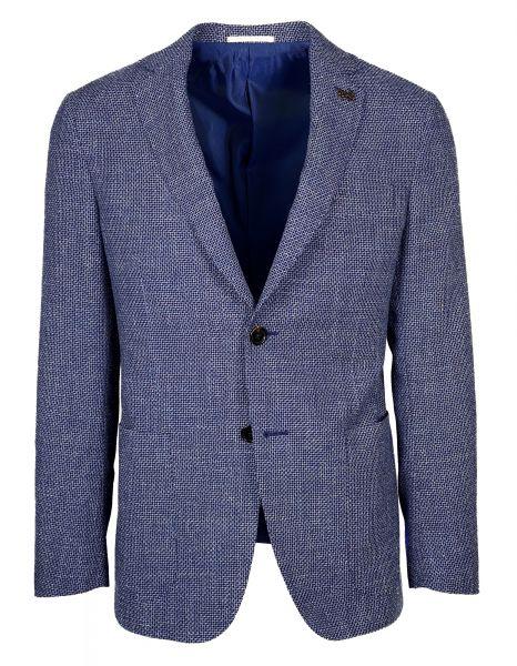 Pal Zileri Jacket - Blue
