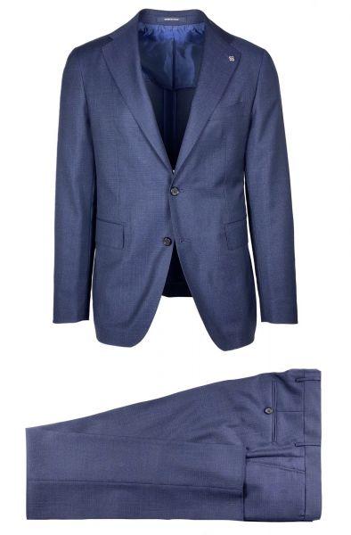 Tagliatore Suit - Marine Blue