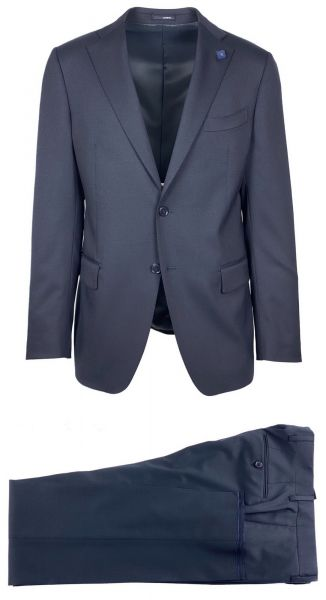 Lardini Suit - Dark Blue