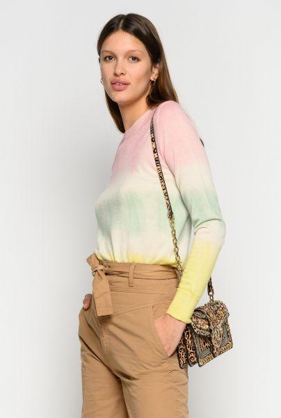 Pinko Cashmere Tie Dye Sweater