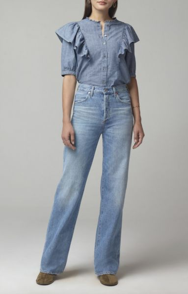 Citizens Of Humanity Annina Trouser Jean In Tularosa
