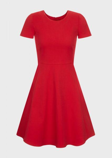 Emporio Armani Cotton Couture Jurkje - Rood
