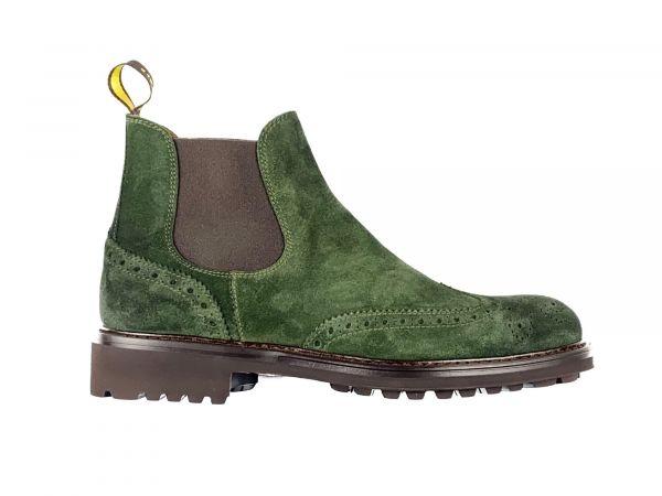 Doucal's Chelsea Boot - Green
