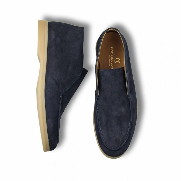 Ridiculous Classic Dock High - Navy