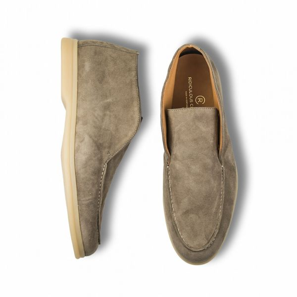 Ridiculous Classic Dock High - Taupe