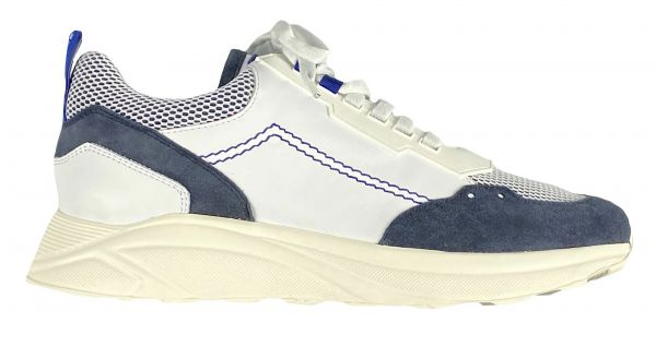 Jacob Cohen Sneaker - White/Blue