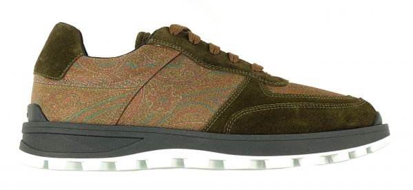 Etro Running Sneaker - Brown
