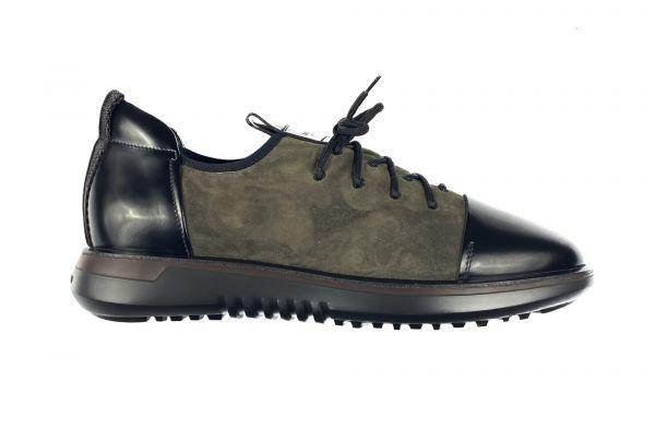 Giorgio Armani Sneaker - Black/Grey