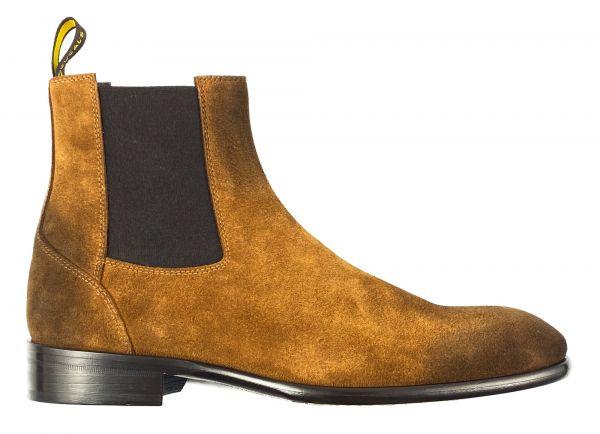 Doucal's Chelsea Boot - Cognac