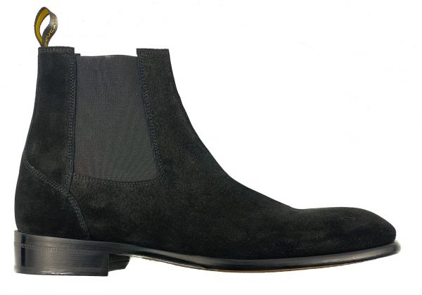 Doucal's Chelsea Boot - Black