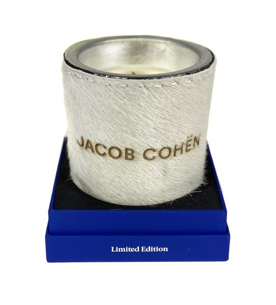 Jacob Cohen Scented Soy Candle  -  White