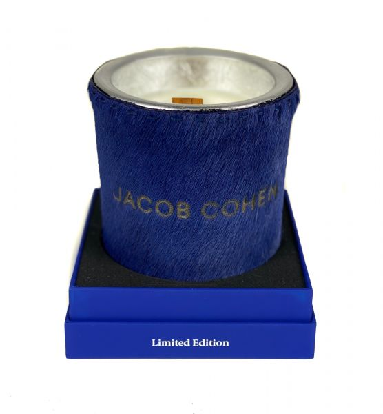 Jacob Cohen Scented Soy Candle  - Blue