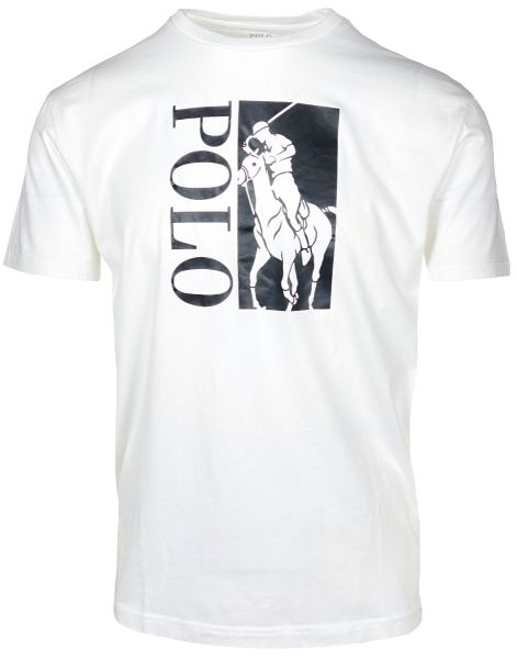 Ralph Lauren Polo T-Shirt - White
