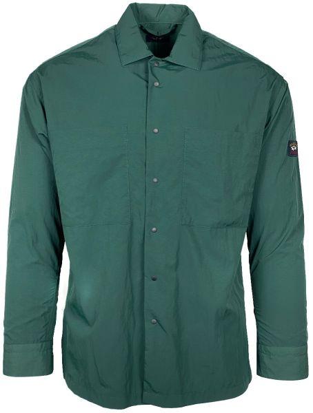 Paul & Shark Woven Overshirt - Green