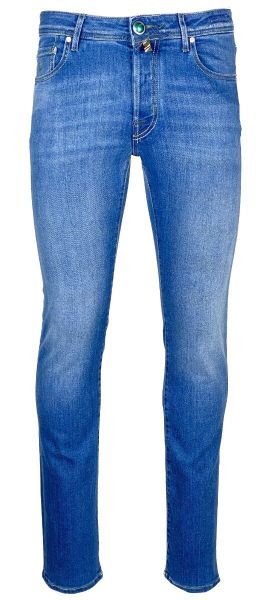 Jacob Cohen J688 - Comfort Jeans - Slim Fit - Mid Blue