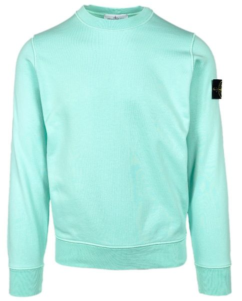 Stone Island Sweatshirt - Aqua