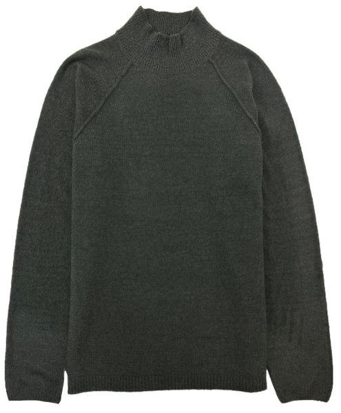 Daniele Fiesoli Cashmere/Wool Raglan Sweater - Dark Green
