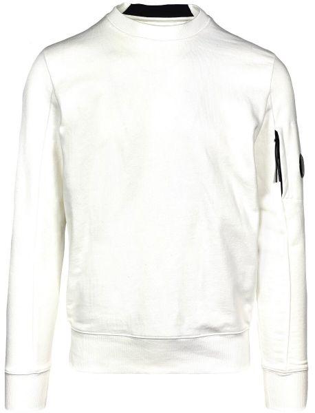 C.P. Company Sweatshirt - Gauze White