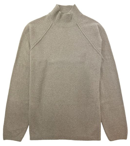 Daniele Fiesoli Cashmere/Wool Raglan Sweater - Taupe