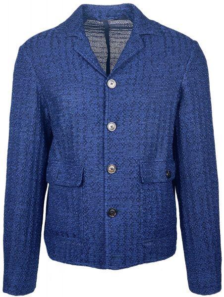 Lardini Jacket - Indigo Blue
